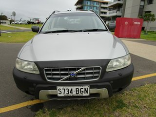 2005 Volvo XC70 MY06 Lifestyle Edition (LE) Green 5 Speed Auto Geartronic Wagon