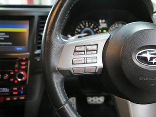 2009 Subaru Liberty B5 MY10 GT AWD Premium Blue 5 Speed Sports Automatic Sedan