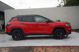 2020 Jeep Compass M6 MY20 Night Eagle FWD Red 6 Speed Automatic Wagon.