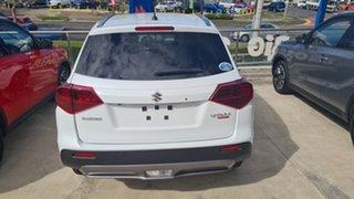 2021 Suzuki Vitara VITARA1 VITARA S-TURBO GLX+ AUTO 2WD Pearl White Wagon.