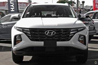 2021 Hyundai Tucson NX4.V1 MY22 2WD White 6 Speed Automatic Wagon.