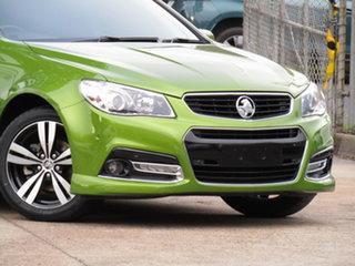 2015 Holden Commodore VF MY15 SV6 Sportwagon Adventurine Green 6 Speed Sports Automatic Wagon.