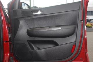 2016 Kia Sportage QL MY17 Si 2WD Red 6 Speed Sports Automatic Wagon