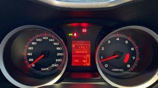 2008 Mitsubishi Lancer CJ MY08 ES Blue 5 Speed Manual Sedan