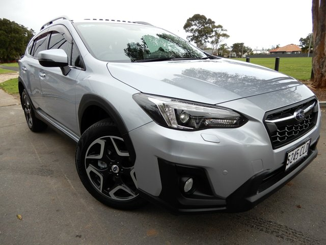 Used Subaru XV G5X MY18 2.0i-S Lineartronic AWD Glenelg, 2017 Subaru XV G5X MY18 2.0i-S Lineartronic AWD Silver 7 Speed Constant Variable Wagon