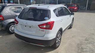 2021 Suzuki S-Cross SCROSS1 S-CROSS TURBO 1.4L GLX AUTO Pearl White Hatchback