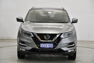 2020 Nissan Qashqai J11 Series 3 MY20 Ti X-tronic Grey 1 Speed Constant Variable Wagon.
