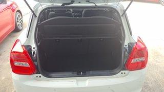 2021 Suzuki Swift SWIFT6 SWIFT GLX AUTO Pure White Pearl Hatchback