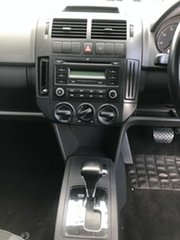 2008 Volkswagen Polo 9N MY2009 Edition Blue 6 Speed Sports Automatic Hatchback