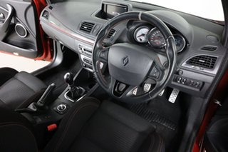 2016 Renault Megane X95 MY15 RS 275 CUP Red 6 Speed Manual Coupe