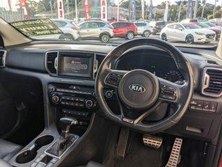 2016 Kia Sportage QL MY17 GT-Line AWD Fiery Red 6 Speed Sports Automatic Wagon