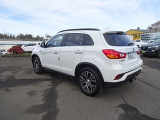 2019 Mitsubishi ASX XC MY19 LS 2WD White 6 Speed Automatic Wagon.