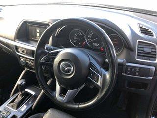 2015 Mazda CX-5 KE1032 Akera SKYACTIV-Drive AWD Jet Black 6 Speed Sports Automatic Wagon.