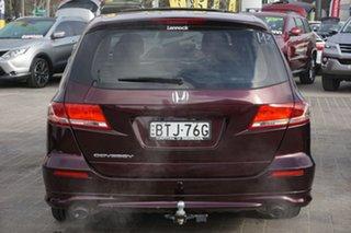 2009 Honda Odyssey 4th Gen MY09 Luxury 5 Speed Sports Automatic Wagon