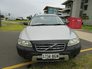2005 Volvo XC70 MY06 Lifestyle Edition (LE) Green 5 Speed Auto Geartronic Wagon.