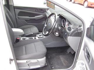 2010 Ford Focus LV LX Alaska White 4 Speed Sports Automatic Hatchback