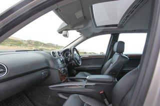 2007 Mercedes-Benz M-Class W164 MY08 ML320 CDI Luxury Silver 7 Speed Sports Automatic Wagon