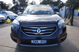 2012 Renault Koleos H45 Phase II Bose Special Edition Black 1 Speed Constant Variable Wagon