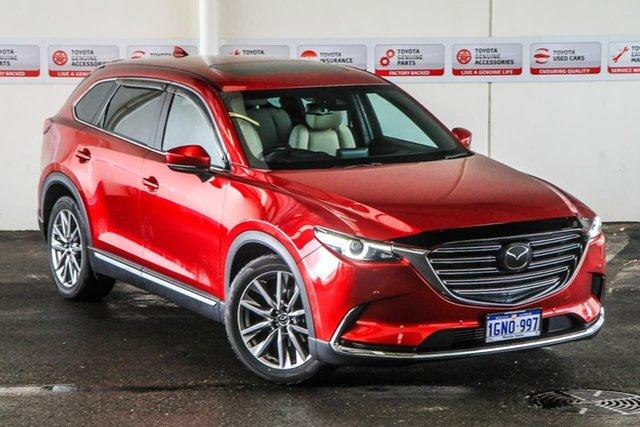Pre-Owned Mazda CX-9 MY18 Azami (AWD) Myaree, 2018 Mazda CX-9 MY18 Azami (AWD) Red 6 Speed Automatic Wagon