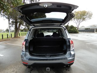 2011 Subaru Forester S3 MY11 XT AWD Silver 4 Speed Sports Automatic Wagon