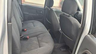 2011 Holden Colorado RC MY11 LX-R (4x4) Blue 5 Speed Manual Crew Cab Pickup