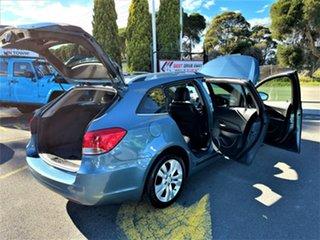 2014 Holden Cruze JH Series II MY14 CDX Sportwagon Blue 6 Speed Sports Automatic Wagon