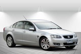 2012 Holden Commodore VE II MY12.5 Z Series Adventurine Silver 6 Speed Sports Automatic Sedan.
