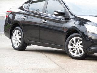 2014 Nissan Pulsar B17 ST Abyss Black 1 Speed Constant Variable Sedan.