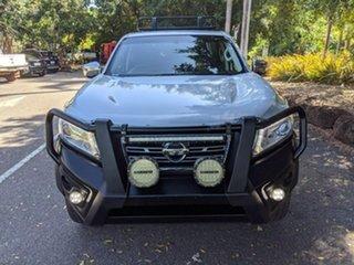 2016 Nissan Navara D23 ST Silver 7 Speed Sports Automatic Utility.