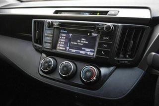 2017 Toyota RAV4 ZSA42R GX 2WD Black 7 Speed Constant Variable Wagon