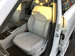 2014 Mercedes-Benz GL-Class X166 GL350 BlueTEC 7G-Tronic + White 7 Speed Sports Automatic Wagon