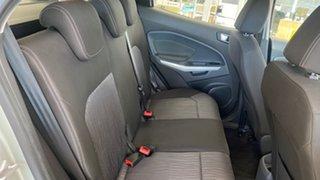 2014 Ford Ecosport BK Trend PwrShift Gold 6 Speed Sports Automatic Dual Clutch Wagon