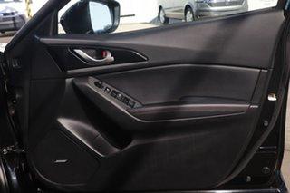 2015 Mazda 3 BM5238 SP25 SKYACTIV-Drive GT Black 6 Speed Sports Automatic Sedan