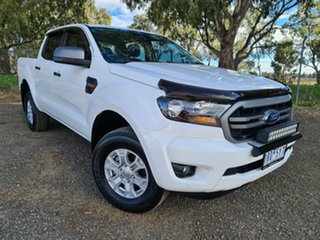 2019 Ford Ranger PX MkIII 2019.00MY XLS White 6 Speed Sports Automatic Double Cab Pick Up.