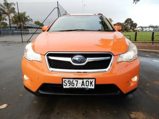 2012 Subaru XV G4X MY12 2.0i-L AWD Tangerine Orange 6 Speed Manual Wagon.