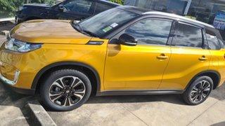 2021 Suzuki Vitara VITARA1 VITARA S-TURBO GLX+ AUTO 2WD Solar Yellow Wagon.