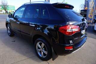 2012 Renault Koleos H45 Phase II Bose Special Edition Black 1 Speed Constant Variable Wagon.