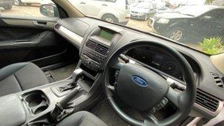 2008 Ford Falcon FG Ute Super Cab White 4 Speed Sports Automatic Utility.