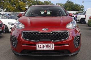 2016 Kia Sportage QL MY17 Si 2WD Red 6 Speed Sports Automatic Wagon.