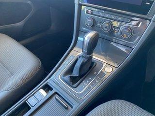 2018 Volkswagen Golf 7.5 MY19 110TSI DSG Comfortline Black 7 Speed Sports Automatic Dual Clutch