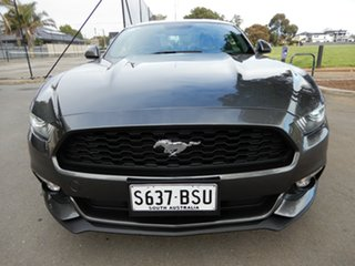 2017 Ford Mustang FM 2017MY Fastback Grey 6 Speed Manual Fastback.