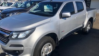 2016 Holden Colorado RG MY16 LS Crew Cab 4x2 Silver 6 Speed Sports Automatic Utility.