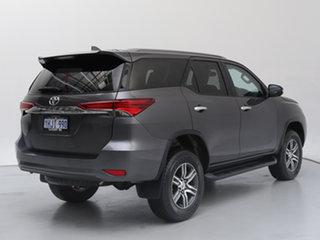 2018 Toyota Fortuner GUN156R MY19 GXL Grey 6 Speed Automatic Wagon