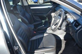 2016 Skoda Octavia NE MY17 Style Sedan DSG 110TSI Grey 7 Speed Sports Automatic Dual Clutch Liftback