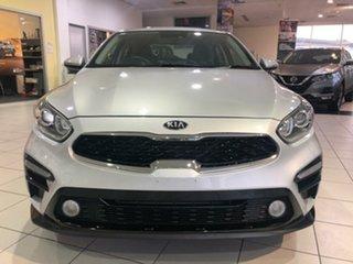 2019 Kia Cerato BD MY20 S Silky Silver 6 Speed Sports Automatic Sedan.