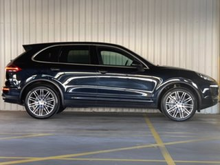2016 Porsche Cayenne 92A MY16 Diesel Tiptronic Blue 8 Speed Sports Automatic Wagon.