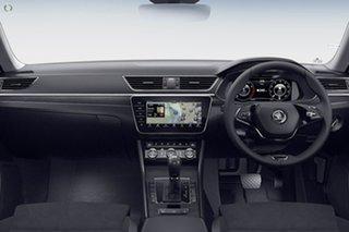 2021 Skoda Superb NP MY21 162TSI Sedan DSG Style Silver 6 Speed Sports Automatic Dual Clutch.