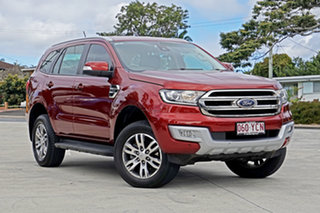 2018 Ford Everest UA 2018.00MY Trend Sunset 6 Speed Sports Automatic SUV.