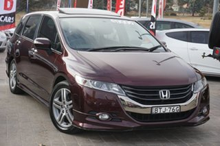 2009 Honda Odyssey 4th Gen MY09 Luxury 5 Speed Sports Automatic Wagon.