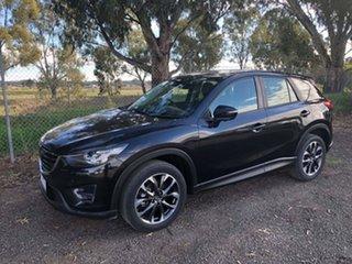 2015 Mazda CX-5 KE1032 Akera SKYACTIV-Drive AWD Jet Black 6 Speed Sports Automatic Wagon